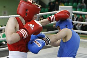 A. Šociko turnyre kovos 9 valstybių boksininkai