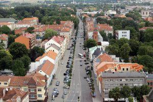 Patvirtintas nedeficitinis Klaipėdos miesto biudžetas