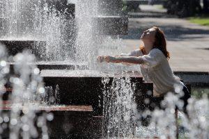 Lietuvoje – karščiausias metų savaitgalis (viršytas šios vasaros rekordas)