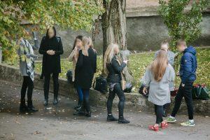 """Rūkantys gimnazistai Klaipėdoje – """"nepakaltinami""""?"""