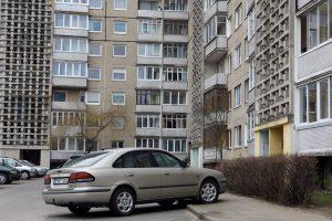 Žadamas proveržis Klaipėdos kiemuose