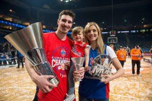 CSKA septintą kartą tapo VTB lygos čempionais