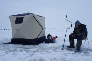 Ledas žvejus vilioja į pražūtį