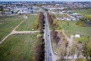 Uždarys kelią į Klaipėdos miestą
