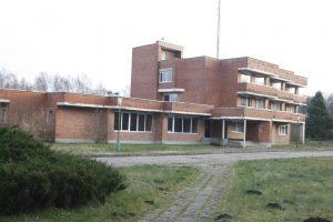 Parduotas Palangos policijos pastatas