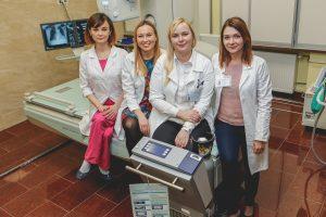 Respublikinė Klaipėdos ligoninė: diagnostika šalčiu ir naujovės alergiškiesiems