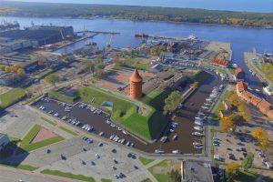 Atkurs didįjį Klaipėdos pilies bokštą