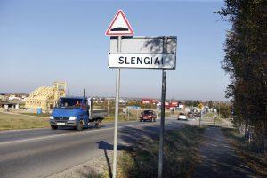Nepritarė Slengių kaimo prijungimui prie Klaipėdos miesto