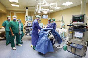 Ginekologų profesionalumui atsiskleisti – dar modernesnė įranga