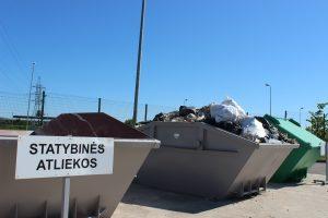 Kartono ir plastiko pakuotes derėtų išgabenti į aikšteles (specialisto komentaras)