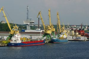 Kas skatina vystytis Baltijos uostus?