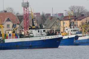 Baltijos jūroje – neteisėta žvejyba?