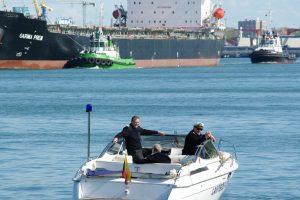 Siekis – laivyboje mažinti korupciją