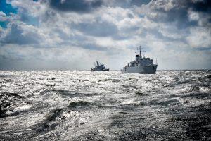 Karinės jūrų pajėgos kviečia švęsti drauge