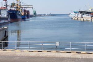 Uosto turtas didės kartu su įsipareigojimais