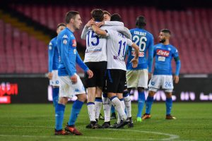 "Staigmena Italijoje – ""Napoli"" išmestas iš ""Coppa Italia"""