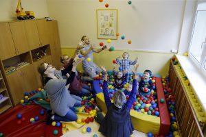 Sutrikusių vaikų mamos: pokyčiai prilygsta stebuklui