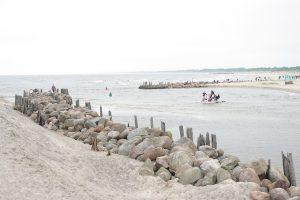 G. Surplys: Šventosios uosto atstatymui reikia sutelkti pajėgas