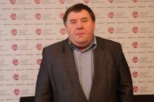 Skaudi žinia: mirė garsus treneris A. Stanislovaitis