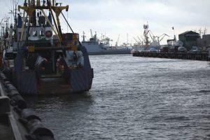Žvejai sąmoningai varomi į bankrotą?