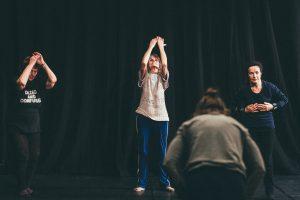 Senjorams – galimybė dalyvauti tarptautiniame šokio ir violončelių muzikos projekte