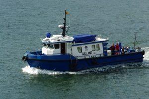 Narų laivą Klaipėdai statys estai