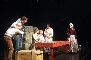Uostamiesčio pilies teatre – dvi naujienos