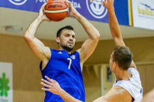 """Draugiškose rungtynėse """"Neptūnas"""" įveikė Ukrainos vicečempionus"""