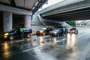 Neįtikėtina: sausio 1-osios rytas – be girtų vairuotojų