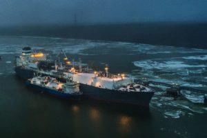 Klaipėdos uoste – dujų pildymo laivas