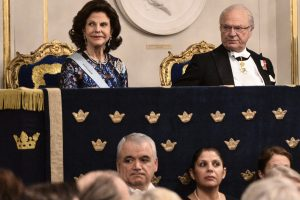 Švedijos karalienė nebijo su ja rūmuose gyvenančių vaiduoklių