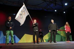 Lilehameryje užgeso olimpinė ugnis