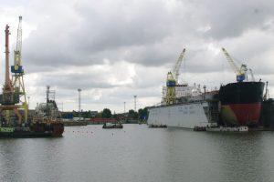 """""""Vakarų laivų gamyklos"""" įmonių grupę papildė nauja įmonė"""