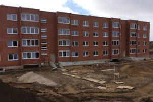 Socialinių būstų statybos Klaipėdoje nesustoja