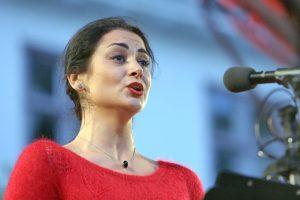 Spalvinga soprano ir trimito meilės istorija