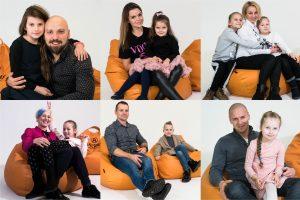 """Šiemet – kitoks """"Apelsino"""" kalėdinis sveikinimas, siunčiantis svarbią žinutę šeimoms"""