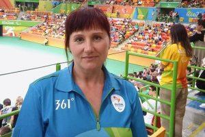 Pripažinimas: lietuvė teisėjaus parolimpinių žaidynių finale