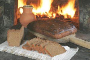 Agluonėnuose – duonos istorija nuo rugio grūdo iki stalo