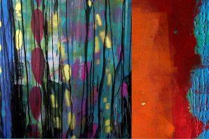 Rūtų galerijoje – tapybiškas jūržolių šokis