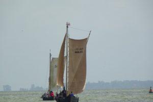 Kuršių mariose vyks istorinių burlaivių regata (programa)