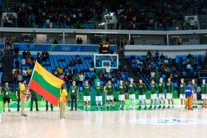 Paaiškėjo Lietuvos rinktinės varžovai pasaulio čempionato atrankoje