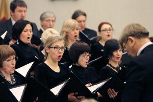 Šv. Pranciškaus Asyžiečio koplyčioje – velykinis pasveikinimas