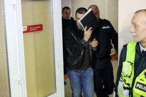 Agurkinių byloje apklaustas paskutinis kaltinamasis