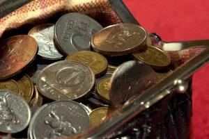 Gyventojai į eurus neiškeitė beveik 500 mln. litų