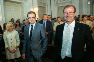 Generalinė prokuratūra: Darbo partijos byla turėtų grįžti į teismą