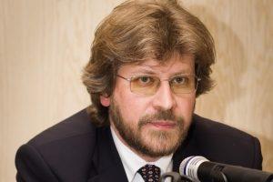 Vilnių atvyks Rusijos žurnalistas F. Lukjanovas