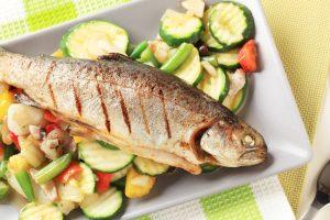 Ar drąsiai mesti žuvį į keptuvę?