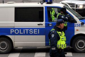 Taline į darželį įsibrovęs vyras mirė sulaikomas policijos
