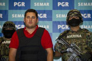 Meksikoje pagrobtas narkotikų barono sūnus