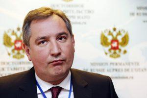 Rusijos vicepremjeras persišovė koją